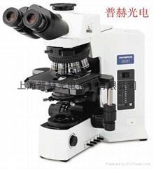 奥林巴斯研究正置显微镜BX51