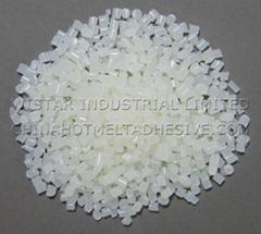 Clear to Milky White Hot Melt Glue Granule
