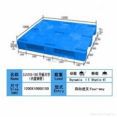 珠江塑料托盘