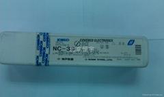 NC-37日本神钢不锈钢焊条