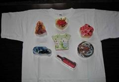 100% Cotton Compressed T-shirt, Magic T Shirt