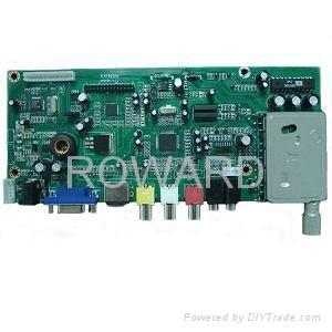 液晶電視LCD驅動 1