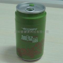 可乐罐加温器