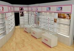 化妝品櫃台設計定做