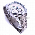 8G Full HD Real 1080P IR Waterproof Watch Security Surveillance Spy Camera Video