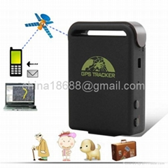 Mini Global GPS Tracker - Slim Design & Portable (GG6008)