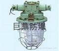 DGS60/127B矿用白炽灯红色玻璃罩 2