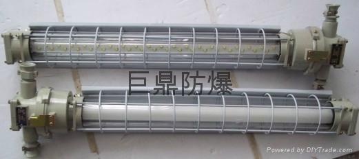 DGS30/127L(A)矿用隔爆型LED巷道灯 3