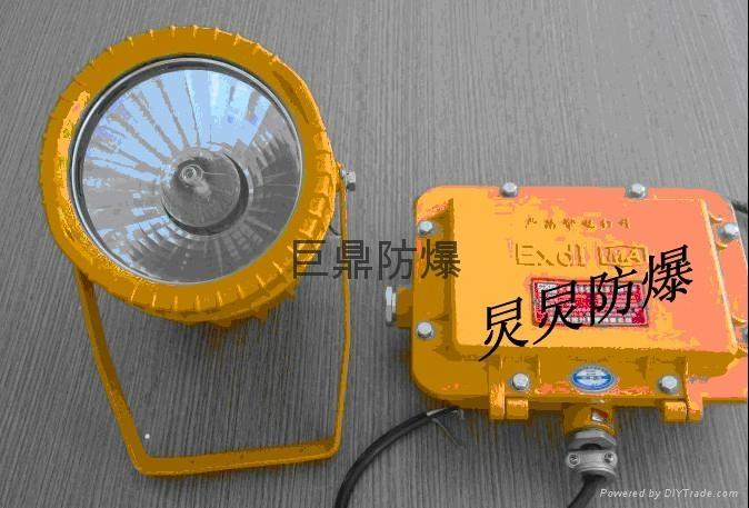 DGC35/127N(B)矿用隔爆型支架灯 2
