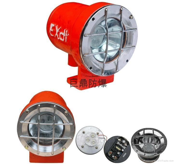 DGY9/24L(A C E)矿用隔爆型LED机车照明灯 1