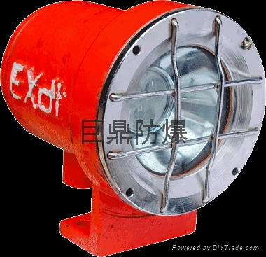 DGY35/24B(A B)矿用隔爆型照明灯 1
