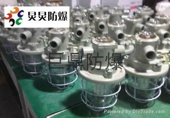 DGS18 24/127Y矿用隔爆型节能荧光灯 4