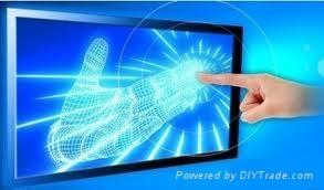 供應給觸摸屏一體機廠家的優質紅外觸摸屏 1