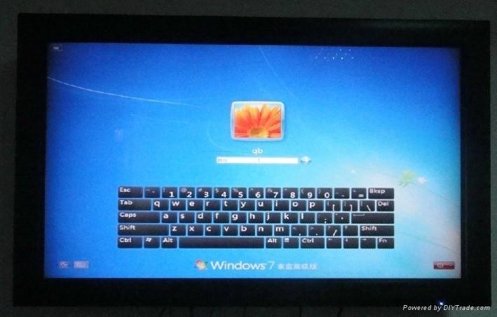 千變科技紅外觸摸屏製造商 2