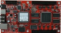 4096級灰度全彩LED異步控制卡