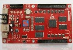 灰度招牌屏LED控制卡