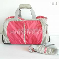 拉杆旅行箱包拖輪包