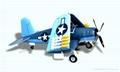 F4U rc plane,F4U EDF jet