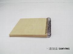 木制记事本