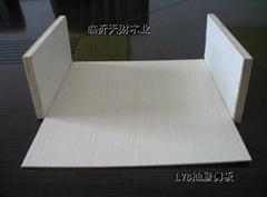 供應低甲醛環保LVB抽屜板專用膠合板
