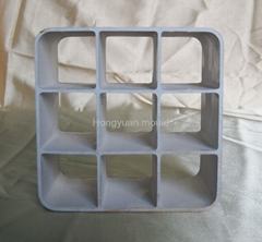 PVC profile moulds