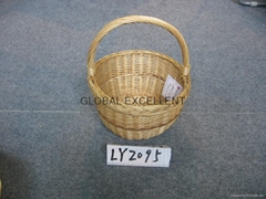 Sell wicker garden pot