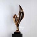 酒店软装与陈设艺术品摆件雕塑工艺礼品  2