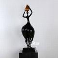 欧式风格人物雕塑艺术品摆件 3