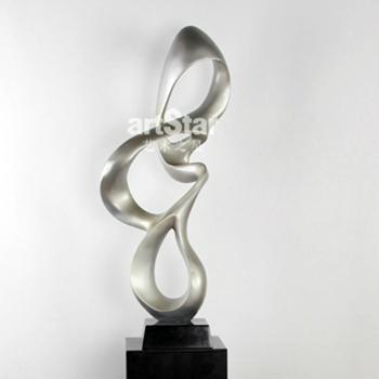欧式抽象流线造型艺术品摆件 2
