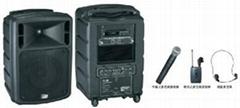 Portable Multi-function Wireless Amplifier