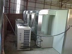 热泵烟叶烘干机