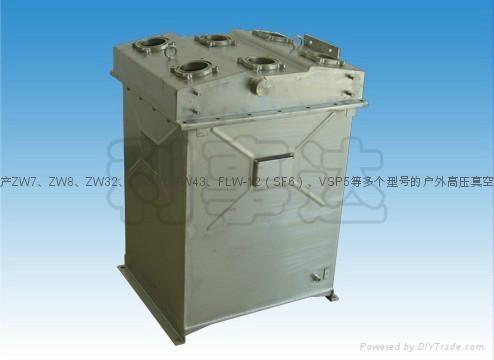 ZW8-12内置PT高压真空断路器 2