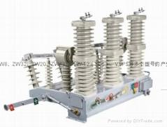 ZW32-24高压真空断路器全套散件
