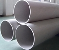 Larger diameter Tubes