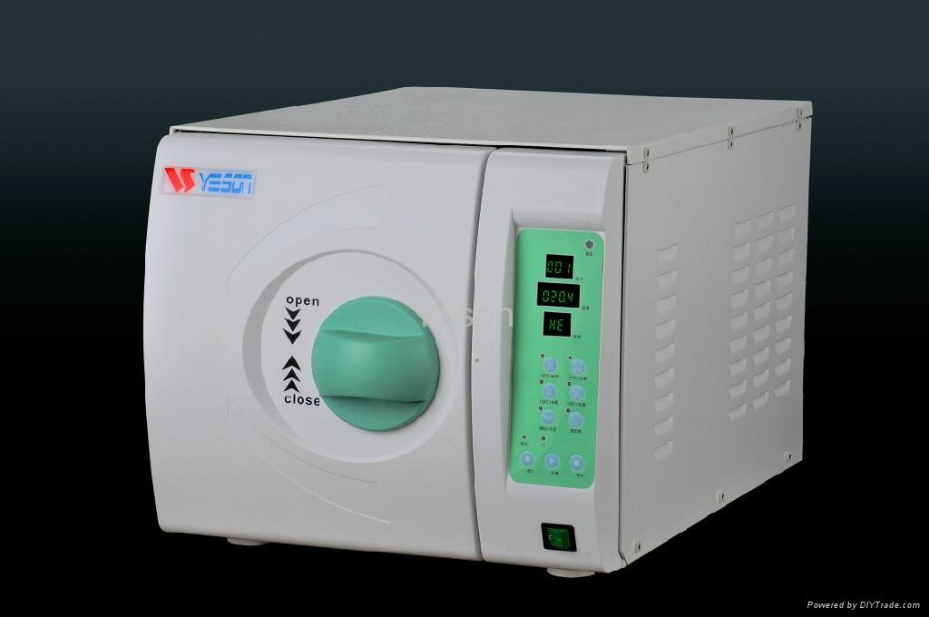 12L三次脈動真空滅菌器帶打印機Class B 1