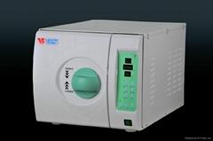 12L Pressure Steam Autoclave Class B with printer