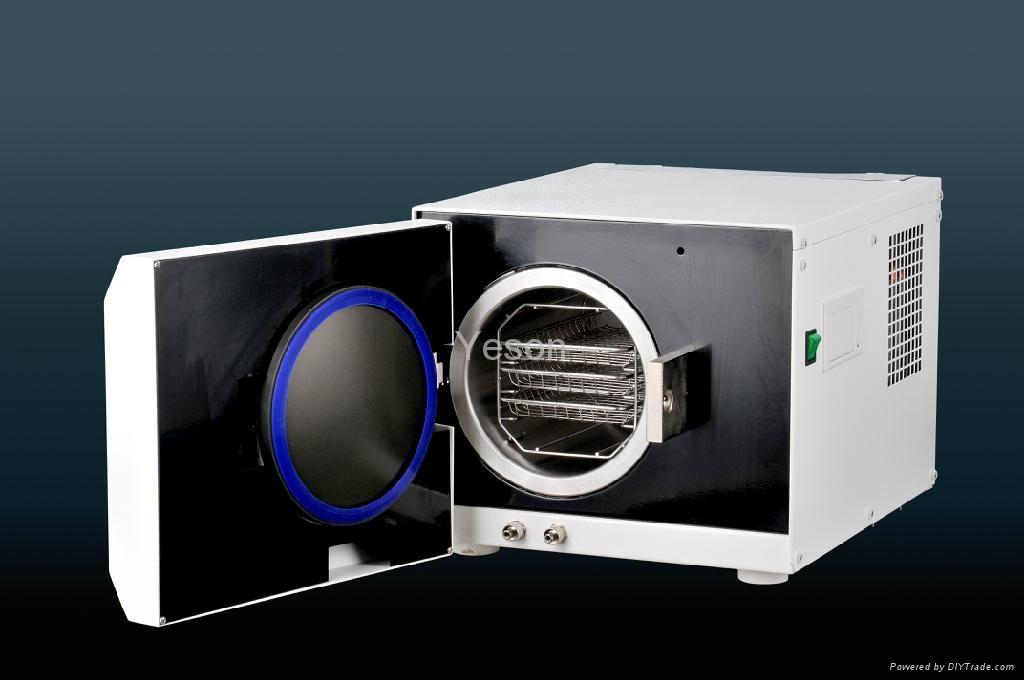 8L三次脈動真空滅菌器帶打印機class B 2