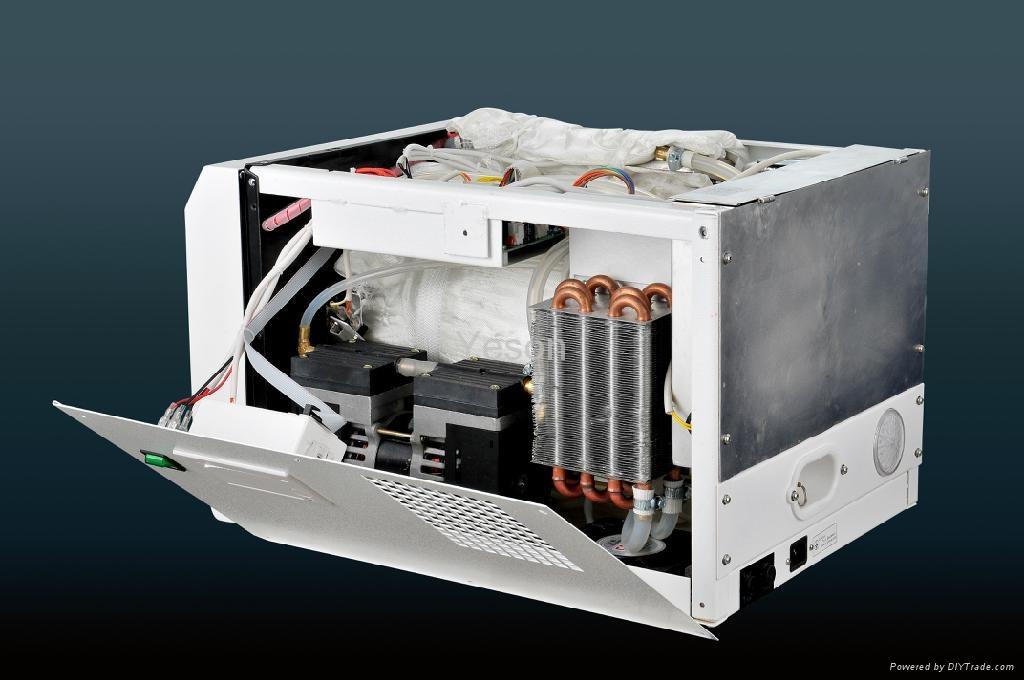 8L三次脈動真空滅菌器帶打印機class B 3