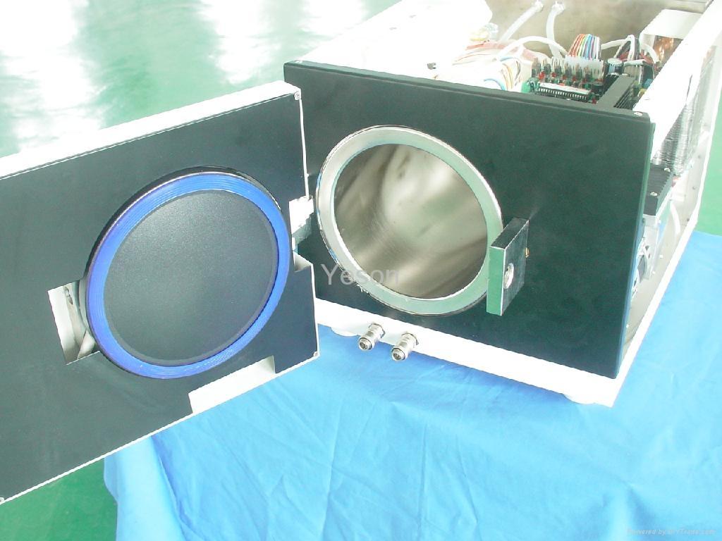8L三次脈動真空滅菌器帶打印機class B 5