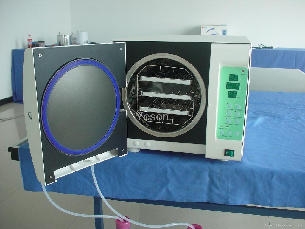 22L-I型三次脈動真空滅菌器classB 5