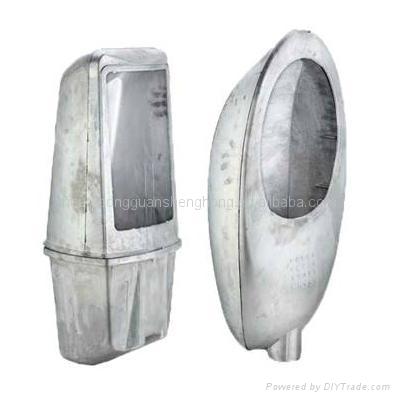 Custom-design aluminum LED light housing 1