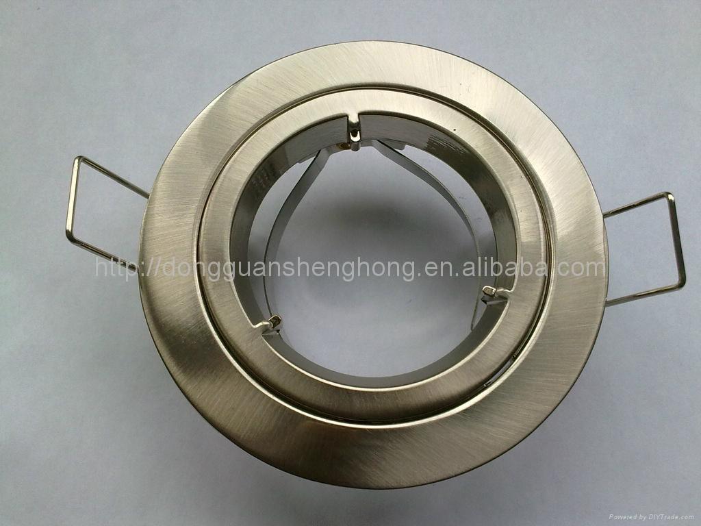 Custom-design aluminum LED light housing 3