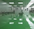 塘廈無塵地板漆施工 4