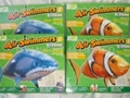 Original New Air Swimmers Extreme Giant Flying Shark Fish Sealed In Box