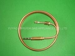 Gas heater thermocouple