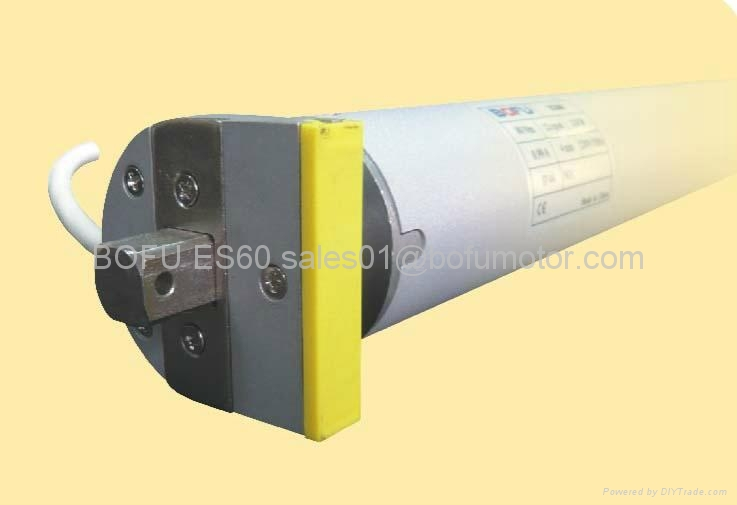 Ac Tubular Motor - Switch Control - For Roller Blinds, Roller Shutters/doors, Aw 3