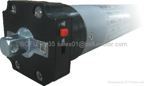 Ac Tubular Motor-Remote Control-For Roller Blinds, Roller Shutters/doors/Awning 2