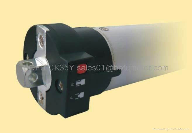 Ac Tubular Motor-Remote Control-For Roller Blinds, Roller Shutters/doors/Awning 5
