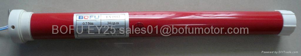 DC Tubular Motor(24V, 12V ,switch control, remote control) for blinds 1