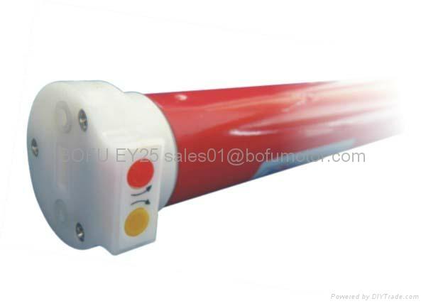 DC Tubular Motor(24V, 12V ,switch control, remote control) for blinds 2